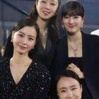 Suzy comparte foto con Gong Hyo Jin, Jeon Do Yeon y Jung Yu Mi