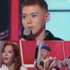 "Golden (anteriormente G.Soul) sorprende tanto a los entrenadores como a los espectadores al audicionar en ""The Voice Of Korea 2020"""