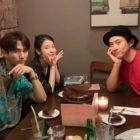 """Im Seulong y IU celebran el décimo aniversario de su popular dueto """"Nagging"""" con Taecyeon de 2PM"""