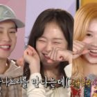 "Song Ji Hyo + Jun So Min intentan el legendario aegyo ""Sha Sha Sha"" de Sana de TWICE en ""Running Man"""