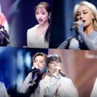 """YooA y Mimi de Oh My Girl, Hyolyn y Ravi de VIXX se enfrentan a las concursantes de """"Good Girl"""""""