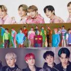 Se anuncia el ranking de reputación de marca de grupos de chicos del mes de junio