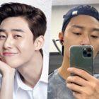 Park Seo Joon aumenta músculo para papel de jugador de fútbol en su próxima película con IU