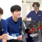 """Ji Chang Wook y Lee Kwang Soo son divertidamente malos en el juego de tienda de conveniencia Zombie de """"Running Man"""""""