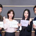 Im Soo Hyang, Ji Soo y más realizan la primera lectura de guión para su próximo drama