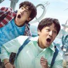 El nuevo programa de variedades de Cha Tae Hyun y Lee Seung Gi presenta su primer póster