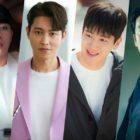 Son Ho Jun, Song Jong Ho, Koo Ja Sung y Kim Min Joon hablan sobre complejas líneas de amor en la próxima comedia romántica con Song Ji Hyo