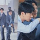 """Park Hae Jin y Kim Eung Soo son profesionales a pesar del calor en """"Kkondae Intern"""""""