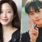 """Moon Ga Young en conversaciones junto con Cha Eun Woo para drama basado en el exitoso webtoon """"True Beauty"""""""