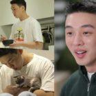 """Yoo Ah In muestra sus habilidades culinarias, revela su papel y película favoritos y más en """"Home Alone"""" (""""I Live Alone"""")"""