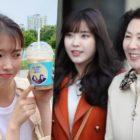"""IU agradece a su co-estrella de """"You're The Best, Lee Soon Shin"""", Go Doo Shim, por apoyar su próxima película"""