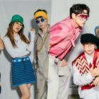 Yoo Jae Suk, Lee Hyori y Rain dan una explosión al pasado en estilos retro para grupo mixto