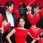 """Hwang Jung Eum se enfrenta a una elección envidiable entre Yoon Hyun Min y Seo Ji Hoon en """"To All the Guys Who Loved Me"""""""