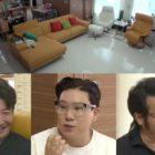 Lee Sang Min revela su nuevo apartamento + organiza la inauguración de la casa con Lee Hoon y Kim Bo Sung