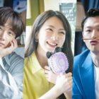 "Jung Il Woo, Kang Ji Young y Lee Hak Joo comparten sus pensamientos finales antes del final de ""Sweet Munchies"""