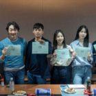 Go Soo, Heo Joon Ho, Ahn So Hee y más, asisten a primera lectura de guión para nuevo drama de misterio