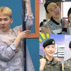 Jo Kwon de 2AM muestra habilidades de pole dance, habla sobre su amistad con Ren de NU'EST y Onew de SHINee y más