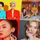 """EXO-SC, Red Velvet, Hyoyeon de Girls' Generation, Lee Hi y más anunciados en la lista de artistas participantes del """"Cass Blue Playground Connect 2.0"""""""