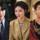 "Yoon Hyun Min, Hwang Jung Eum, y Seo Ji Hoon tienen un encuentro sorpresa en ""To All The Guys Who Loved Me"""