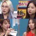 Minzy, Jamie y Solji de EXID hablan sobre comentarios maliciosos y más + Sandara Park llora por el mensaje que le dio Minzy