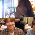 """Lee Sung Kyung y Chani de SF9 comparten emoción al unirse a """"Once Again"""" para cameos"""