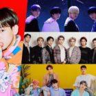 Baekhyun de EXO es el 1er artista solista en recibir la certificación triple platino de Gaon; TXT, NCT 127, MONSTA X y más obtienen platino