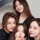 Las integrantes de Girl's Day se unen para celebrar su 10º aniversario