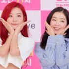 Irene y Seulgi de Red Velvet hablan de su relación cercana y del nuevo reality show