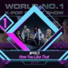 """BLACKPINK logra la 3ª victoria por """"How You Like That"""" en """"M Countdown""""; Actuaciones de Sunmi, Stray Kids, Chungha y más"""