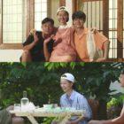 Park Seo Joon se une a Choi Woo Shik y Jung Yu Mi para unas vacaciones sanas en un nuevo teaser de programa de variedades