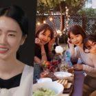 Lee Jung Hyun habla sobre cómo Son Ye Jin, Lee Min Jung y Oh Yoon Ah la acompañaron en su luna de miel