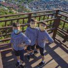 Song Il Gook comparte dulce actualización de sus trillizos en una divertida salida