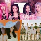 BLACKPINK, SEVENTEEN y Red Velvet – Irene & Seulgi lideran listas semanales de Gaon