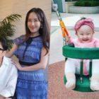 HaHa y Byul celebran el 1er cumpleaños de su hija con mensajes y fotos