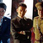 "Jung Woo Sung, Yoo Yeon Seok, Kwak Do Won, y más son líderes poderosos en imponentes carteles para ""Steel Rain 2"""