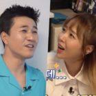 Kim Jong Min sorprende a Shinji, su compañera y miembro de Koyote, con inesperado tipo ideal