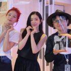 Seulgi de Red Velvet elige a las mejores bailarinas de grupos femeninos, Irene habla sobre su próxima película y más