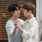 """Hwang Jung Eum guía a Yoon Hyun Min y  Seo Ji Hoon en una extraña sesión de baile en """"To All The Guys Who Loved Me"""""""