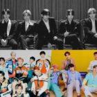 BTS ocupa 8 puestos en la lista de álbumes mundiales de Billboard con lanzamientos grupales y en solitario + NCT 127, MONSTA X y más se posicionan alto