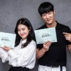 Choi Jin Hyuk, Park Ju Hyun y más impresionan en la lectura de guión de nuevo drama de detectives zombis