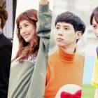 """Los altibajos aguardan a Nana, Park Sung Hoon y más en el evento de día deportivo en """"Into The Ring"""""""
