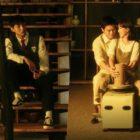 Ji Soo mira a su primer amor Im Soo Hyang enamorarse de su hermano Ha Seok Jin en el próximo drama de MBC