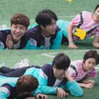 "Seo Ji Hoon, Yoon Hyun Min y Hwang Jung Eum se ponen juguetones y se vuelven cercanos mientras graban ""To All The Guys Who Loved Me"""