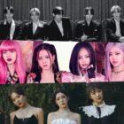 Se anuncia el ranking de reputación de marca de grupos ídolos del mes de julio