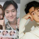 Seohyun de Girls' Generation y Go Kyung Pyo dan las gracias a Kim Jun Han por enviar apoyo al plató del drama