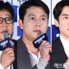 """Jung Woo Sung se emociona mientras habla sobre el mensaje de la secuela de """"Steel Rain"""""""