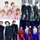 """BTS, SHINee, BIGBANG, TVXQ, INFINITE y más incluidos en la lista de las """"75 mejores canciones de bandas de chicos de todos los tiempos"""" de Rolling Stone"""