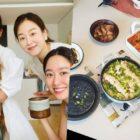 Jeon Hye Bin habla sobre las habilidades culinarias de Seo Hyun Jin + Muestra su amistad con Ki Eun Se