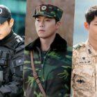 14 actores principales de K-Drama que se ven fantásticos vestidos de uniforme