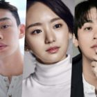 "Yoo Ah In, Won Jin Ah, Park Jung Min y más confirmados para la nueva serie del director de ""Train To Busan"""